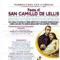 Festa di SAN CAMILLO DE LELLIS